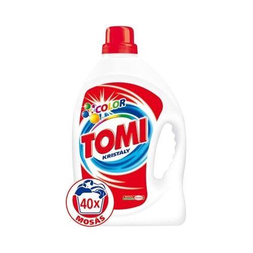 Folyékony mosószer TOMI Color 60 mosás 3 l