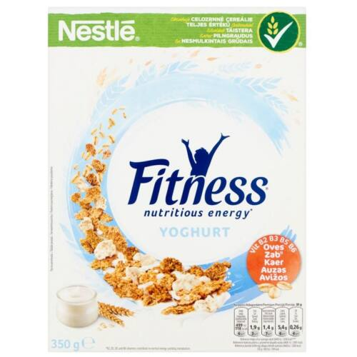 Gabonapehely NESTLÉ Fitness joghurtos 375g