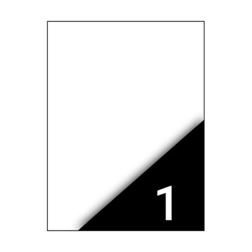 Etikett FORTUNA 210x297mm univerzális 100 címke/doboz 100 ív/doboz