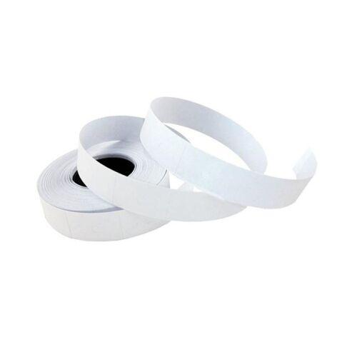 Árazószalag MOTEX 22x12mm perforált fehér 50 tekercs/csomag