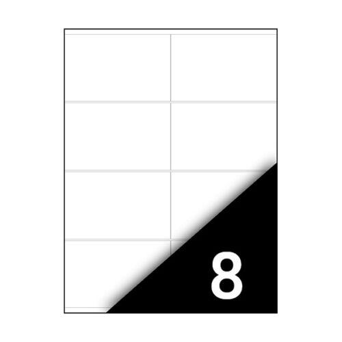 Etikett FORTUNA 105x70mm univerzális 800 címke/doboz 100 ív/doboz