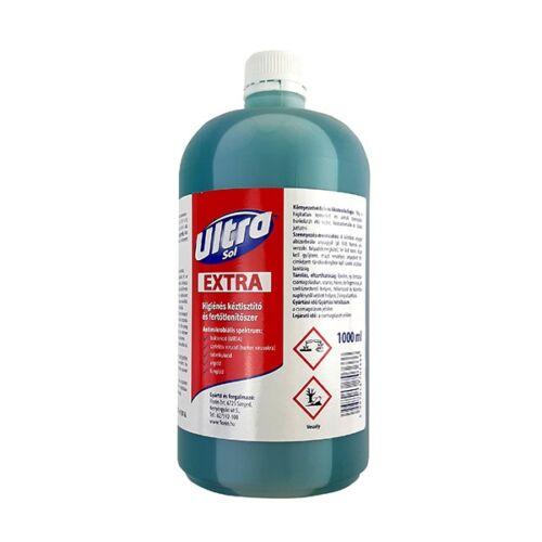 Kéztisztító ULTRA SOL Extra fertőtlenítőszer 1liter