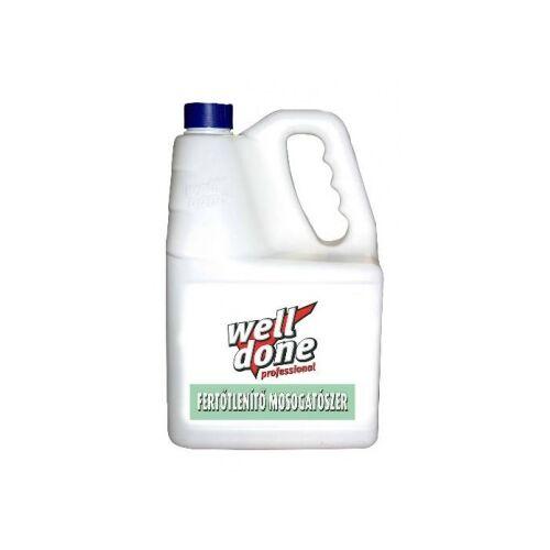 Fertőtlenítő mosogatószer WELL DONE antibakteriális 5 l