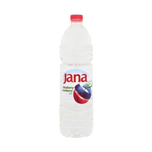 Ásványvíz szénsavmentes JANA kék-vörösáfonya 1,5L