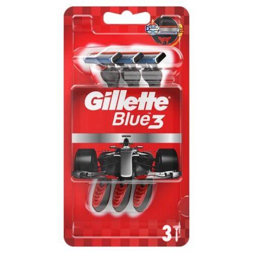 Borotva GILLETTE Blue3 Nitro 3 pengés 3 db