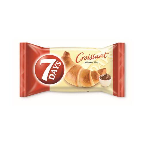 Croissant 7DAYS kakaós töltelékkel 60g