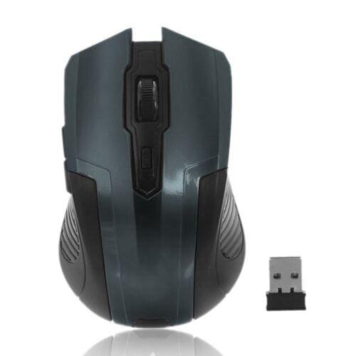 Egér optikai SILVERLINE RF-107 vezeték nélküli USB kék