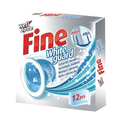 Fehérítő kendő WELL DONE Fine 12 db