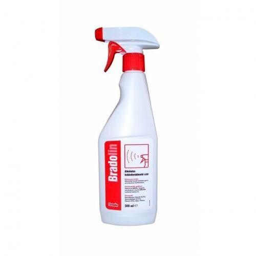 Felületfertőtlenítő alkoholos BRADOLIN 500 ml pumpás