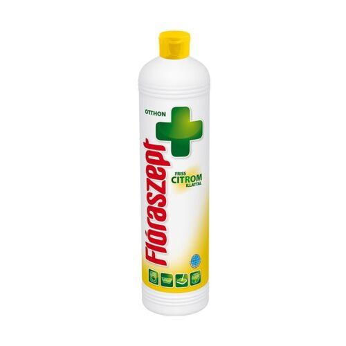 Fertőtlenítő hatású folyékony tiszítószer FLÓRASZEPT Otthon Citrom 1 l