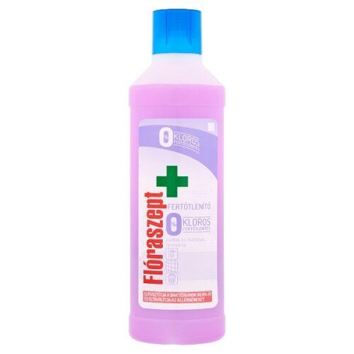 Fertőtlenítő tisztítószer FLÓRASZEPT 0% klór Levendula 1 l