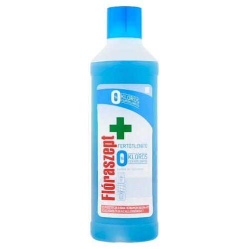 Fertőtlenítő tisztítószer FLÓRASZEPT 0% klór Óceán 1 l