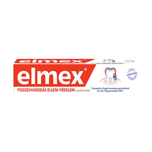 Fogkrém ELMEX Original 2x75 ml