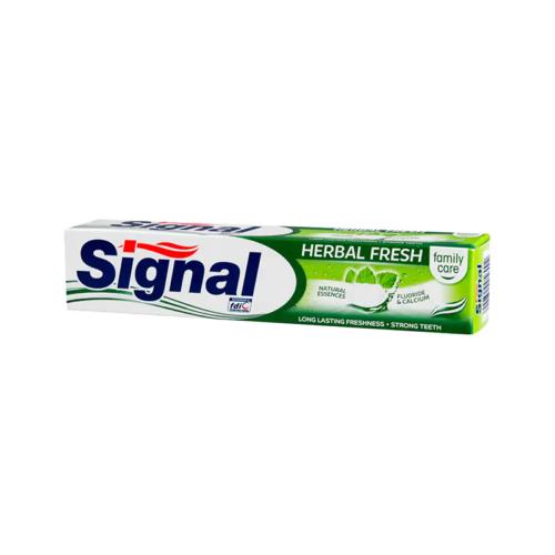 Fogkrém SIGNAL Herbal Fresh 75 ml
