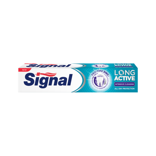 Fogkrém SIGNAL Long Active intensive cleaning 75 ml