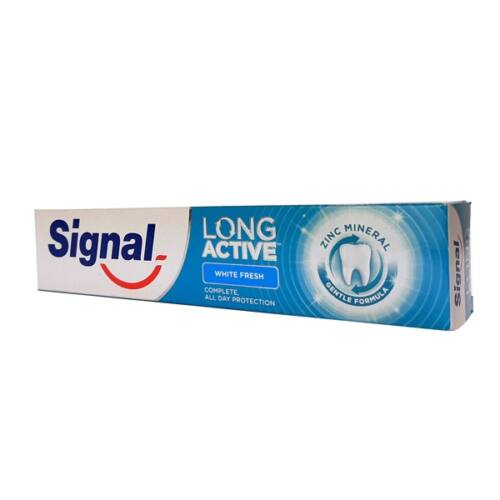 Fogkrém SIGNAL Long Active white fresh 75 ml