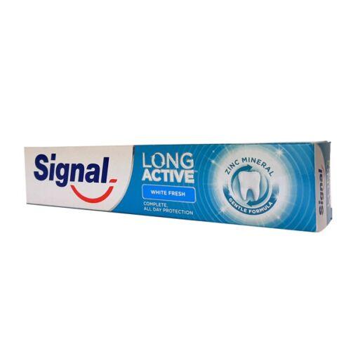 Fogkrém SIGNAL Long Active white fresh 75 ml