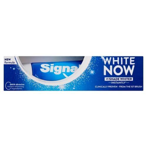 Fogkrém SIGNAL White Now 75 ml