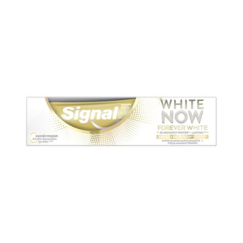 Fogkrém SIGNAL White Now Forever White 75 ml