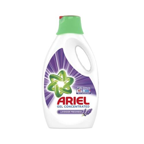 Folyékony mosószer ARIEL Lavender 2,2 liter 40 mosás