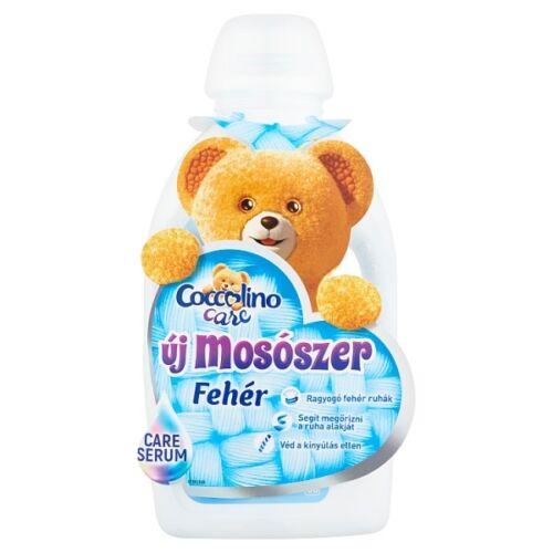 Folyékony mosószer COCCOLINO CARE White 1.2 liter 30 mosás