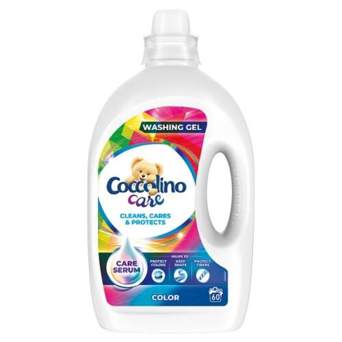 Folyékony mosószer COCCOLINO CARE Color 2.4 liter 60 mosás