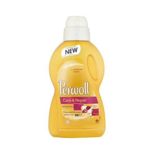 Folyékony mosószer PERWOLL Care & Repair 900 ml
