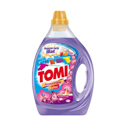 Folyékony mosószer TOMI Color Maláj Orchidea és Szantálfa 2 liter