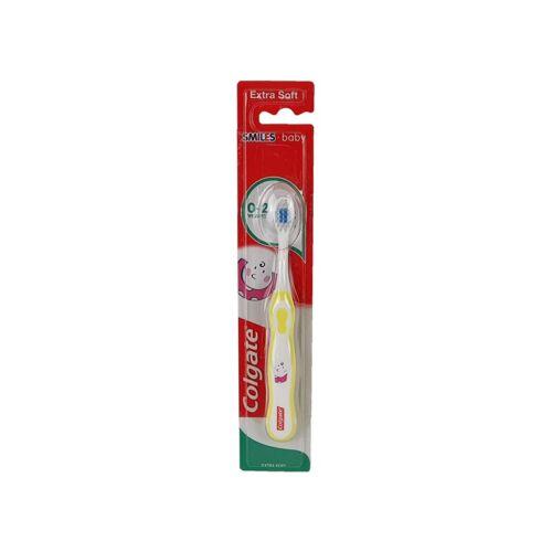 Gyerek fogkefe COLGATE Smiles Baby extra soft 0-2 éveseknek