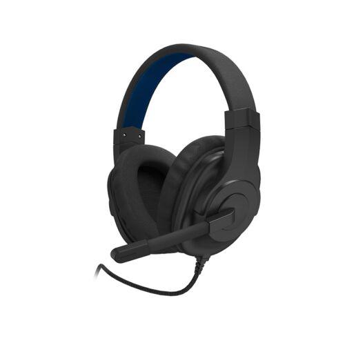 Headset vezetékes HAMA uRage SoundZ Essential 100 3,5mm jack fekete