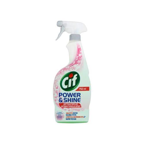Tisztítószer antibakteriális CIF Power & Shine 750ml spray