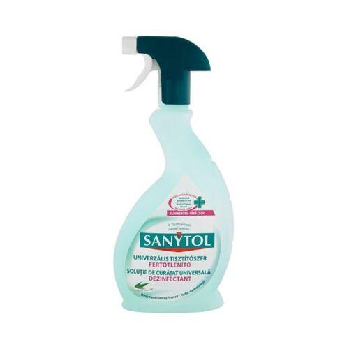 Tisztítószer fertőtlenítő SANYTOL eukaliptusz illattal 500ml spray